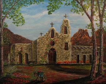 The Old Spanish Mission