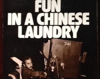 Movie Book, Fun In A Chinese Laundry, Josef Von Strernberg Autobiography