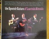 The Spanish Guitars if Laurindo Almeida • Vinyl • LP• Album • 1961 Near Mint• High Fidelity Capitol P8521