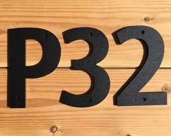 """8"""" Bold House Numbers"""