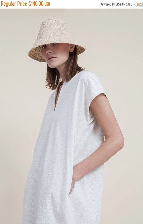 Summer Sale 10% Off Womens Straw Bucket Hats Straw by ...