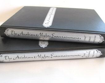 The Arabian Nights Entertainments vintage books