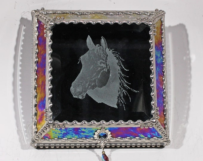 Horse - Treasure Box