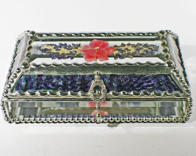 Wildflower Treasure Box -Purple Iro