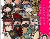 Melonheadz: Bonnie's Bible Heroes