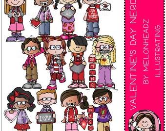 Melonheadz Illustrating Clip Art by MelonheadzClipArt on Etsy