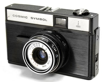 Lomo Cosmic Symbol Vintage 1970's 35mm Retro Film Camera