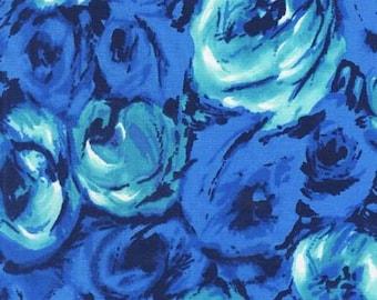 Michael Miller fabric BLUE LANA