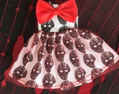 Jason Vorhees Friday the 13th Inspired Blythe Dress