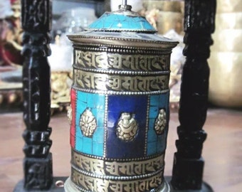 Tibetan Prayer Wheel 2