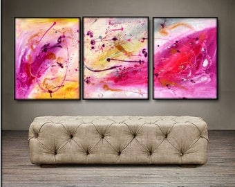"""Peace Within- 48"""" X 20"""" Original Paintings . Free shipping within USA"""