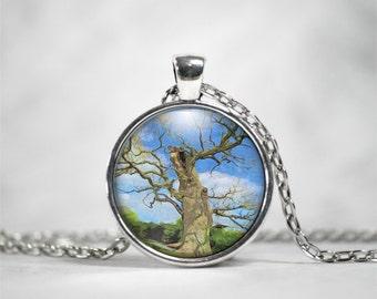 Tree Of Life Pendant, Tree Necklace, Tree of Life Jewelry