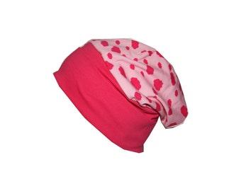 Beanie pink CLOUD