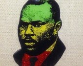 Royal Touch Rastafari Marcus Garvey Pendant Necklace