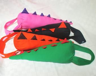 Dinosaur tail, Monster tail, Dinosaur costume, dress up