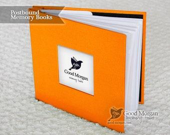 Baby Memory Book - Orange