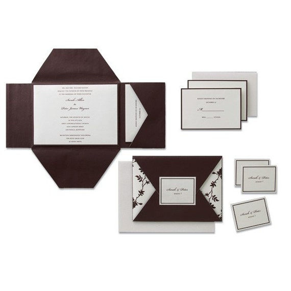 Gartner Invitation Kit for great invitations sample