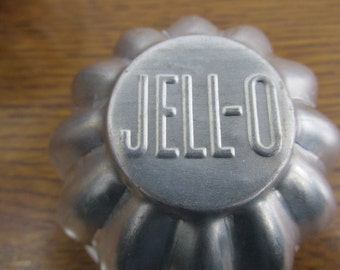 Vintage Set of Jello Molds