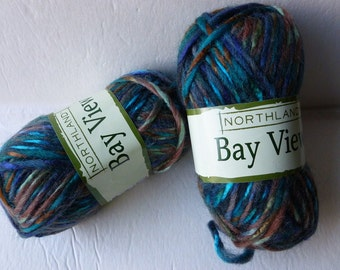 Yarn Sale  - April Showers Bay View  by Northland