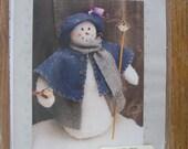 Mrs Frost Pattern by Conie Spurlock, Snowman Pattern