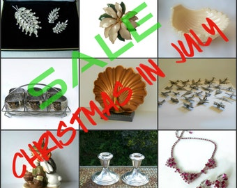 Christmas in July Sale Use Coupon Code CHRISTMASINJULY2016 for 15% off