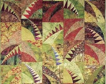BOREALIS Paper Piecing Pattern