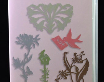 Botanicals - Cricut Cartridge