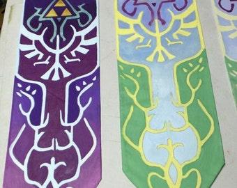 Princess Zelda Twilight Princess apron / tapestry