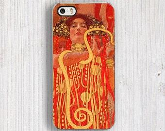 Klimt Medizin Painting iPhone 6S case, iPhone 6 PLUS case, iPhone 5 case, iPhone 5C cover, iPhone 7 case