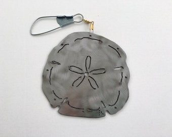 Sand Dollar Metal Art