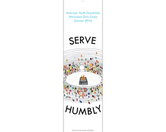 Leader Bookmarks - 100 pieces