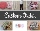 Custom order for cathheriine - Made to Order