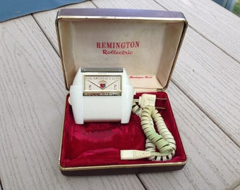 Vintage Razor Remington Rollectric Roll a Matic Auto - Home