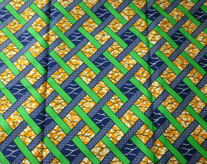Mitex Holland Block Wax Print Cotton African Fabrics for Dressmaking Lapas/Tissues Africain/Vitenge Sold By The Yard162025758818