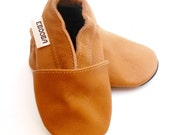 soft sole baby shoes leather infant kids gift brown 18 24 m ebooba OT-12-BR-M-4