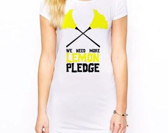 Pledge T-shirt Dress