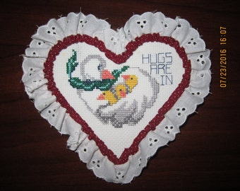 Goose and Goslings Hart Mini Sampler