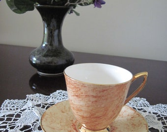 Royal Albert Gossamer Coffee cup and saucer