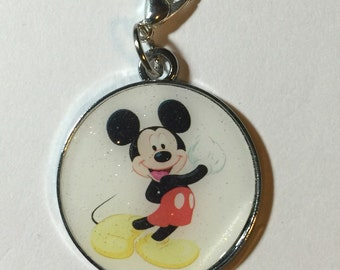 Mickey Mouse Dangle Charm