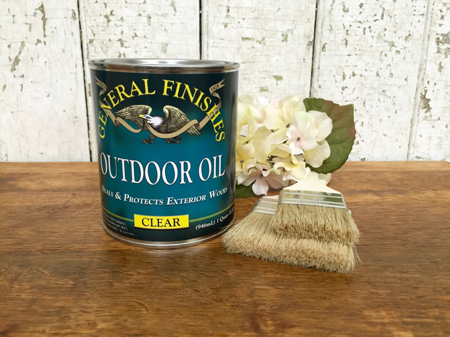 Linseed Oil Finish General Finishes Outdoor Wood Sealer
