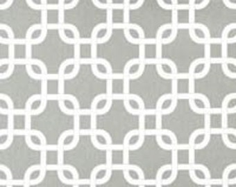 GRAY PREMIER PRINTS Gotcha Fabric  Storm Grey Fabric Sale .By the Yard. Gray Geometric Fabric 100% cotton  Home and living Clearance