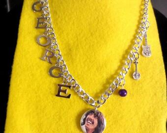 Beatle George Harrison necklace
