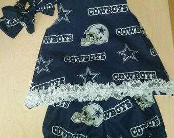 Dallas Cowboys outfit set