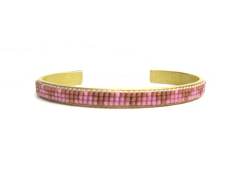 bead loom bracelet, friendship bracelet, loom bracelet, native bracelet, ethnic bracelet, boho bracelet, minimalist bracelet
