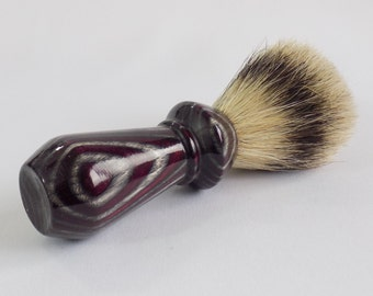 Purple Rain Silvertip Shaving Brush