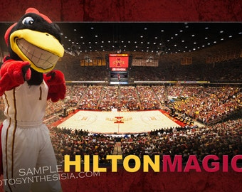 ISU Art Print: Hilton Magic