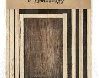 Tim Holtz Idea-Ology Vignette Boxes