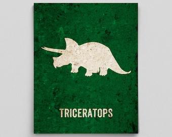 bb douche cadeau ides dinosaure bb douche mignon ppinire cadeaux garon triceratops affiche dinosaure ppinire science impression affiche bb - Affiche Garcon Robot