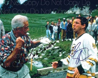 Happy Gilmore signed Sandler Barker 8X10 photo picture poster autograph RP