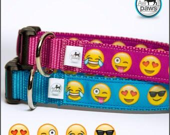 Emoji Dog Collar